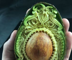 L'avocado art, la jolie tendance qui captive Instagram