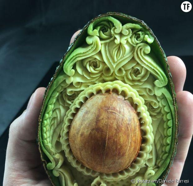 L'avocado art, la nouvelle tendance qui envahit Instagram