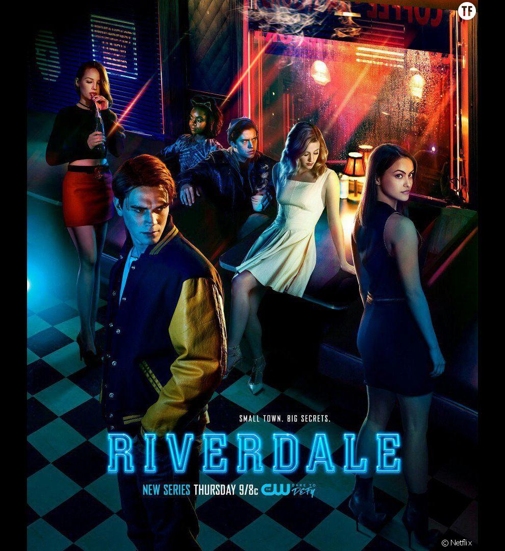 L'affiche de Riverdale