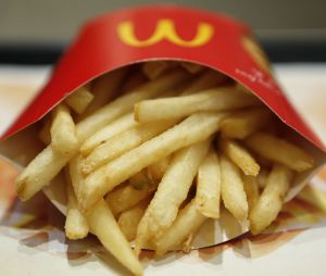 Vous perdez vos cheveux ? Mangez des frites McDonald's