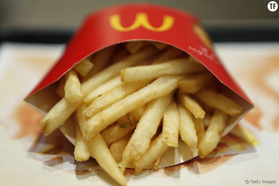 Vous perdez vos cheveux ? Mangez des frites Mcdo