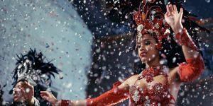 Les femmes se mobilisent contre le harcèlement de rue au Carnaval de Rio