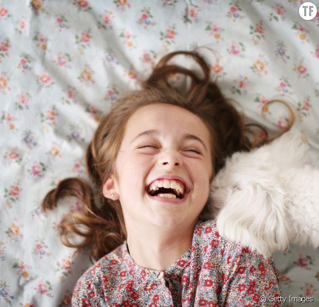 5 façons scientiquement prouvées d'éléver des enfants heureux