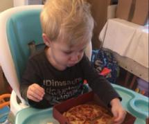 Cette maman a trouvé l'astuce imparable pour faire manger son fils