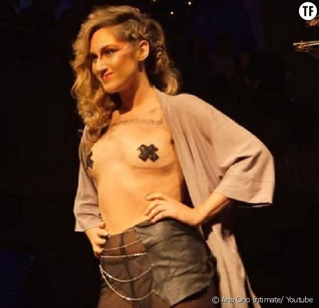 Des survivantes au cancer du sein défilent fièrement à la Fashion Week