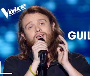 Guillaume, candidat The Voice 2018