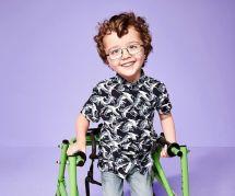 La marque River Island choisit six enfants handicapés comme égéries
