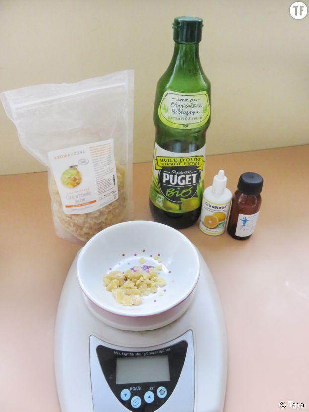 La recette naturelle du liniment
