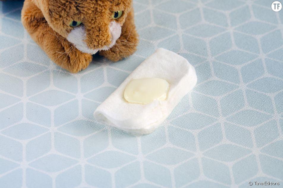 Recette naturelle de liniment pour bébé