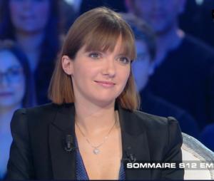 """Aurore Bergé dans """"Salut les Terriens"""""""