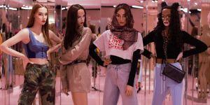 Vergetures, vitiligo... Les mannequins des vitrines de Missguided célèbrent la diversité