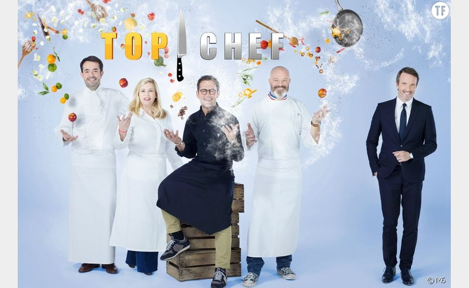 Top Chef saison 9 en replay