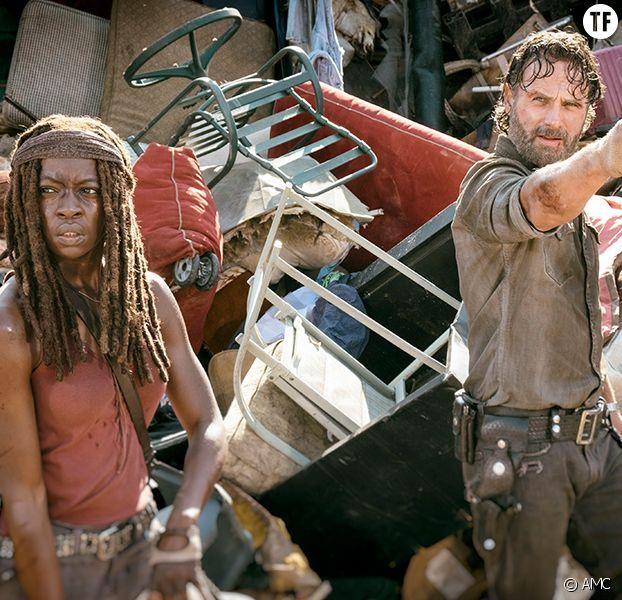 The Walking Dead saison 8 : l'épisode 10 en streaming VOST