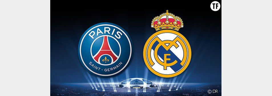 Match PSG-Real Madrid Ligue des Champions
