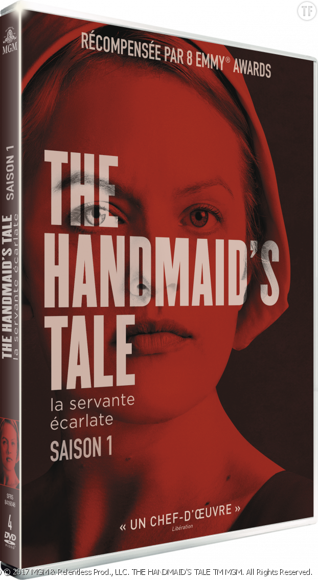 DVD The Handmaid's Tale saison 1