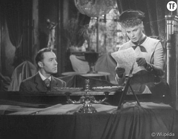 "Exttrait du film ""Gaslight"", 1944"