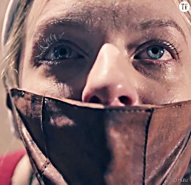 Elisabeth Moss dans The Handmaid's Tale saison 2