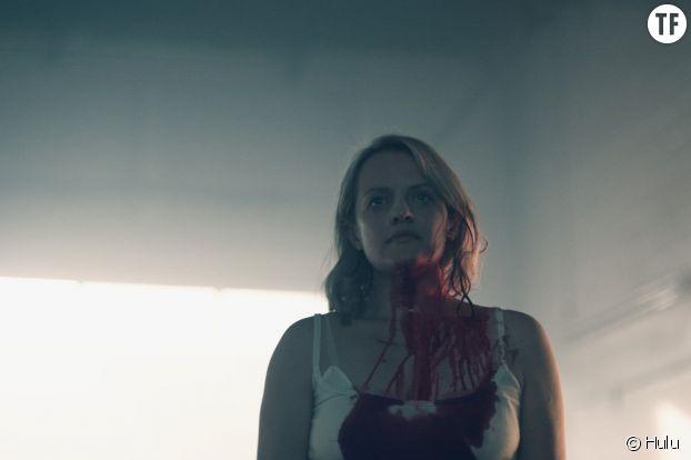 Elisabeth Moss dans la saison 2 de The Handmaid's Tale
