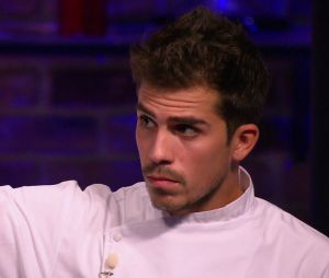 Victor Mercier de Top Chef 2018