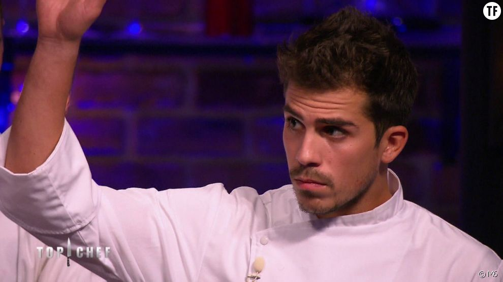Victor Mercier de Top Chef 2018