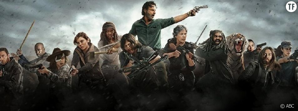 The Walking Dead saison 8 : l'épisode 16 en streaming VOST