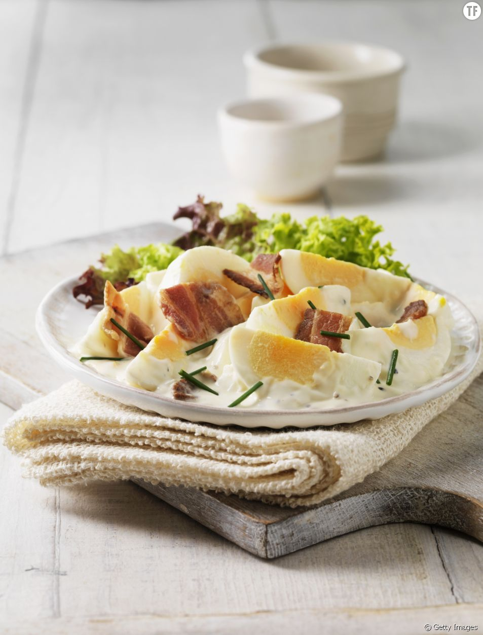 3 recettes de breakfast salad