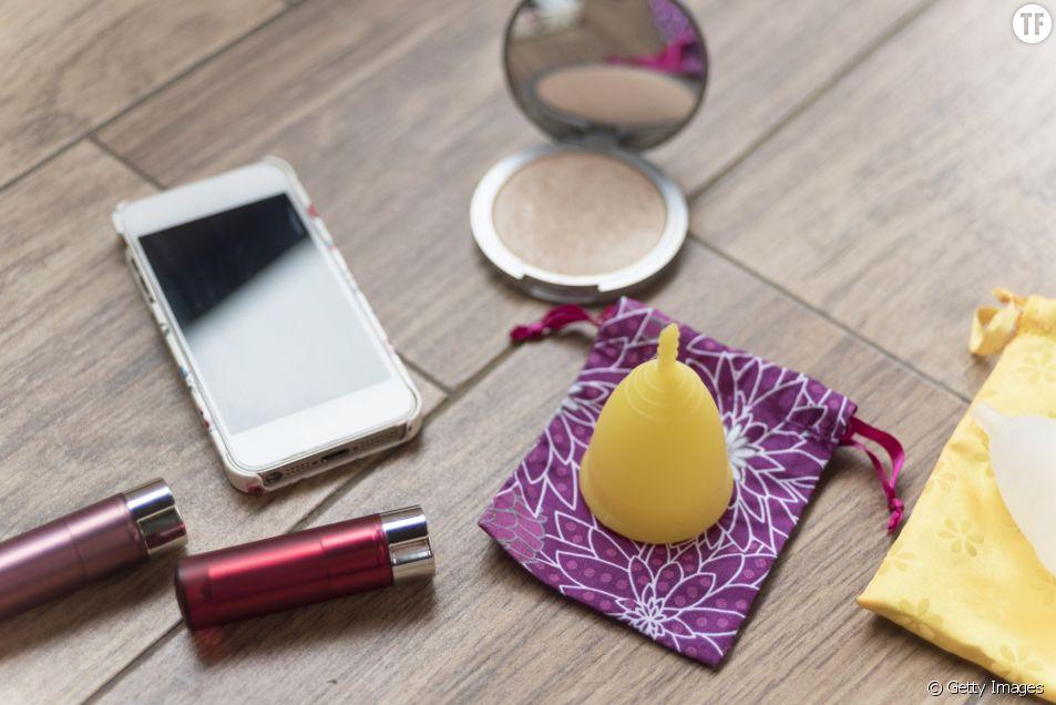 Les coupes menstruelles pourraient être plus dangereuses que les tampons