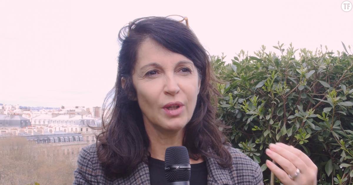 0e549ec5df4ab3 Zabou Breitman   son interview girl power vidéo - Terrafemina