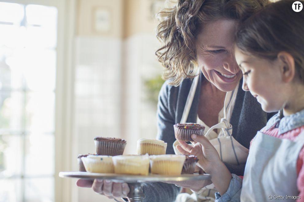 Elle arrête de donner du sucre à sa fille