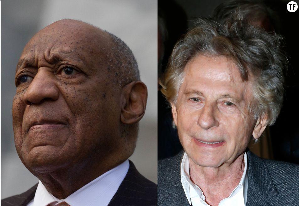Roman Polanski et Bill Cosby exclus de l'Académie des Oscars