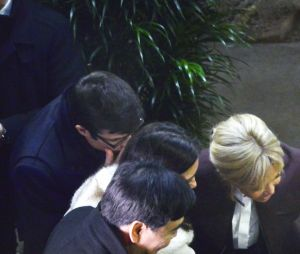Brigitte Macron le 4 décembre au baptême du panda du zoo de Beauval