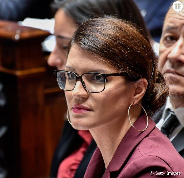 """Le projet de loi """"renforçant la lutte contre les violences sexuelles et sexistes"""" de Marlène Schiappa et qui arrive lundi 14 mai à l'Assemblée Nationale est critiqué par les mouvements féministes."""