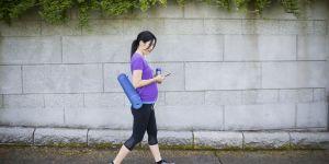 La marche pourrait augmenter la fertilité après une fausse couche