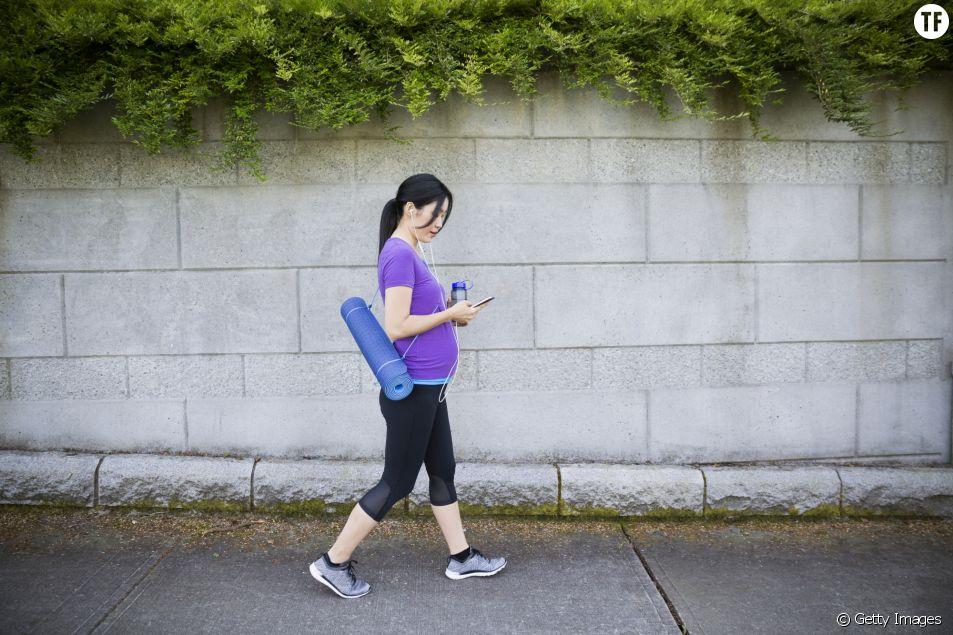 Marcher peut booster sa fécondité après une fausse couche