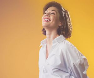 L'interview working mum de Laurie Peret, chanteuse et humoriste