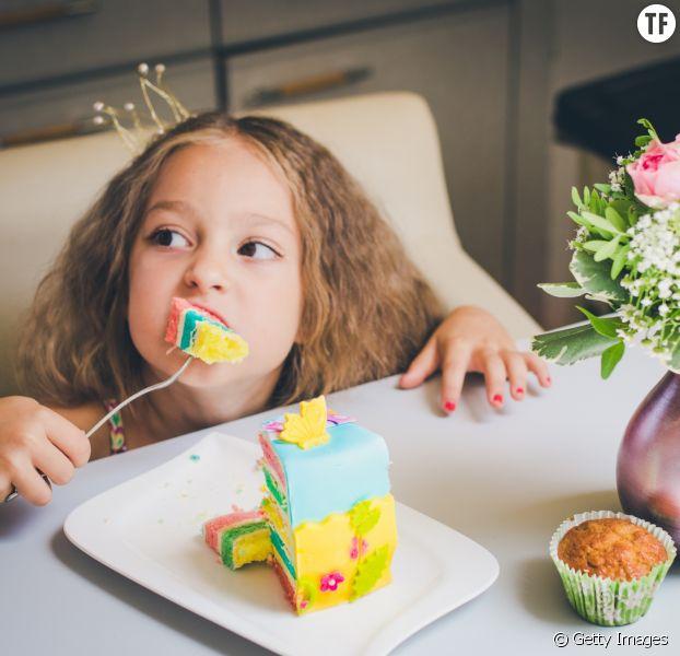 Fête d'anniversaire pour petite fille