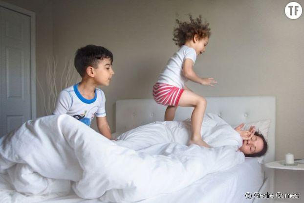 """""""Être maman, c'est ne jamais pouvoir dormir"""""""