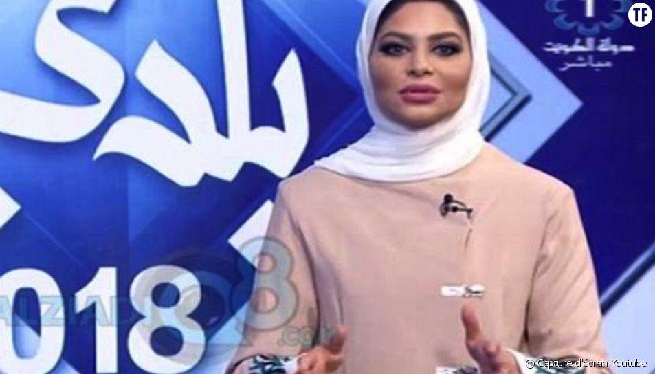 Au Koweït, cette présentatrice se fait virer pour avoir dit que son collègue était beau