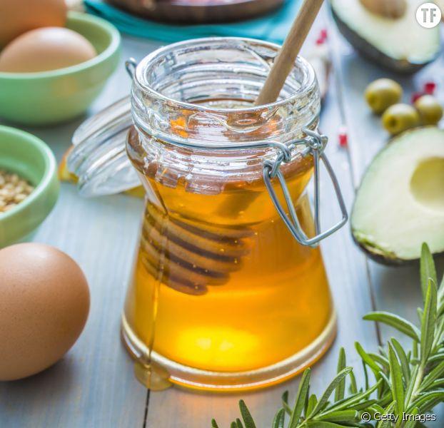 Recette masque pour la peau au miel