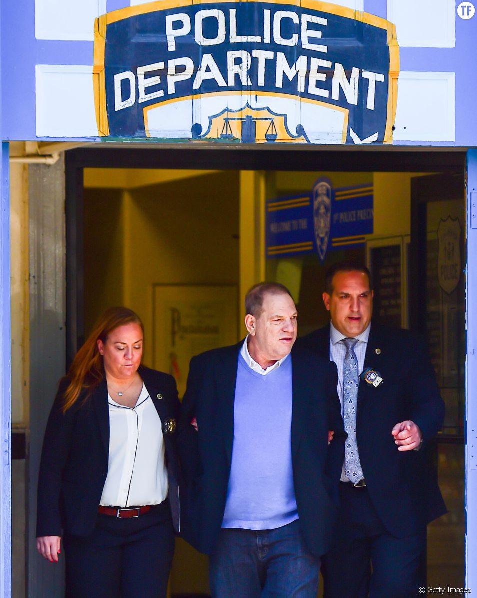 Harvey Weinstein sort du commissariat le 25 mai