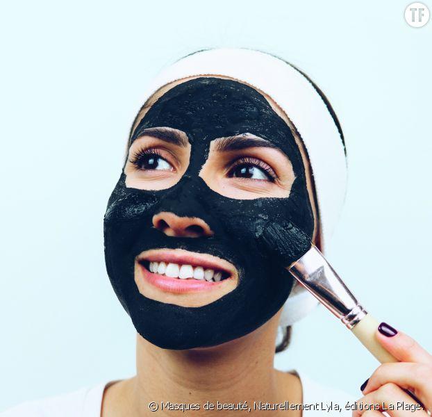 Masque de beauté détox
