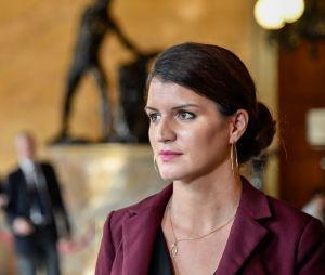 Marlène Schiappa à l'Assemblée nationale le 17 octobre 2017