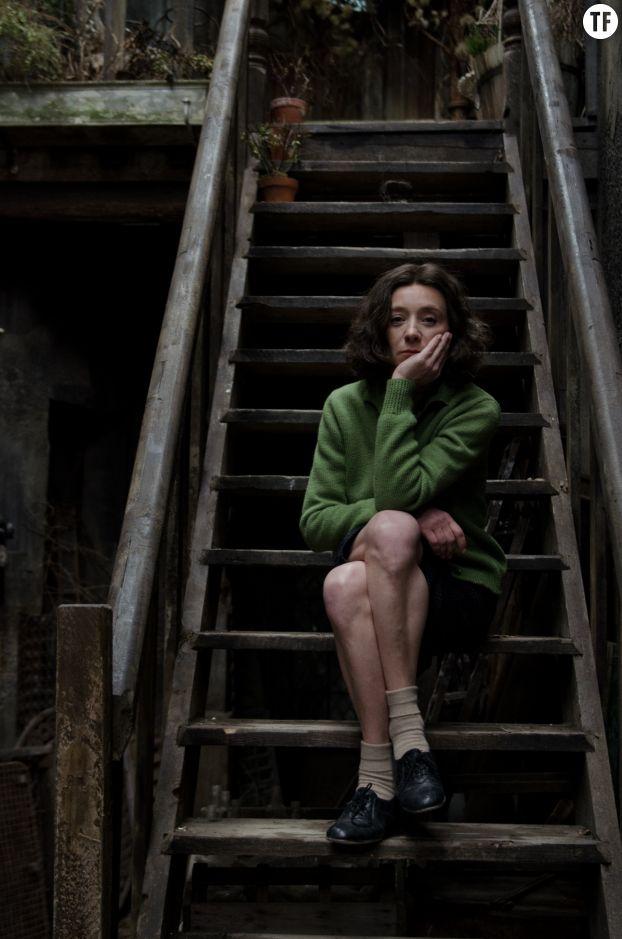 Sylvie Testud, dans le film Alberto Giacometti, The Final Portrait, en salle le 6 juin 2018.
