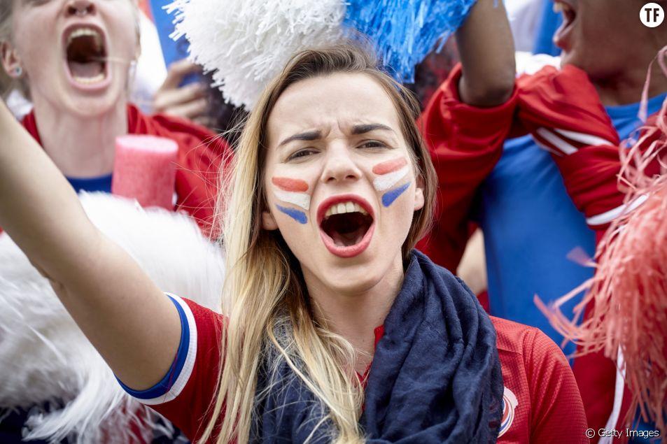 #Paietoncliché : oui, les femmes, elles aussi, vont regarder la coupe du monde 2018