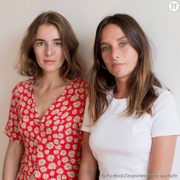 Claire Assali et Lisa Wisznia