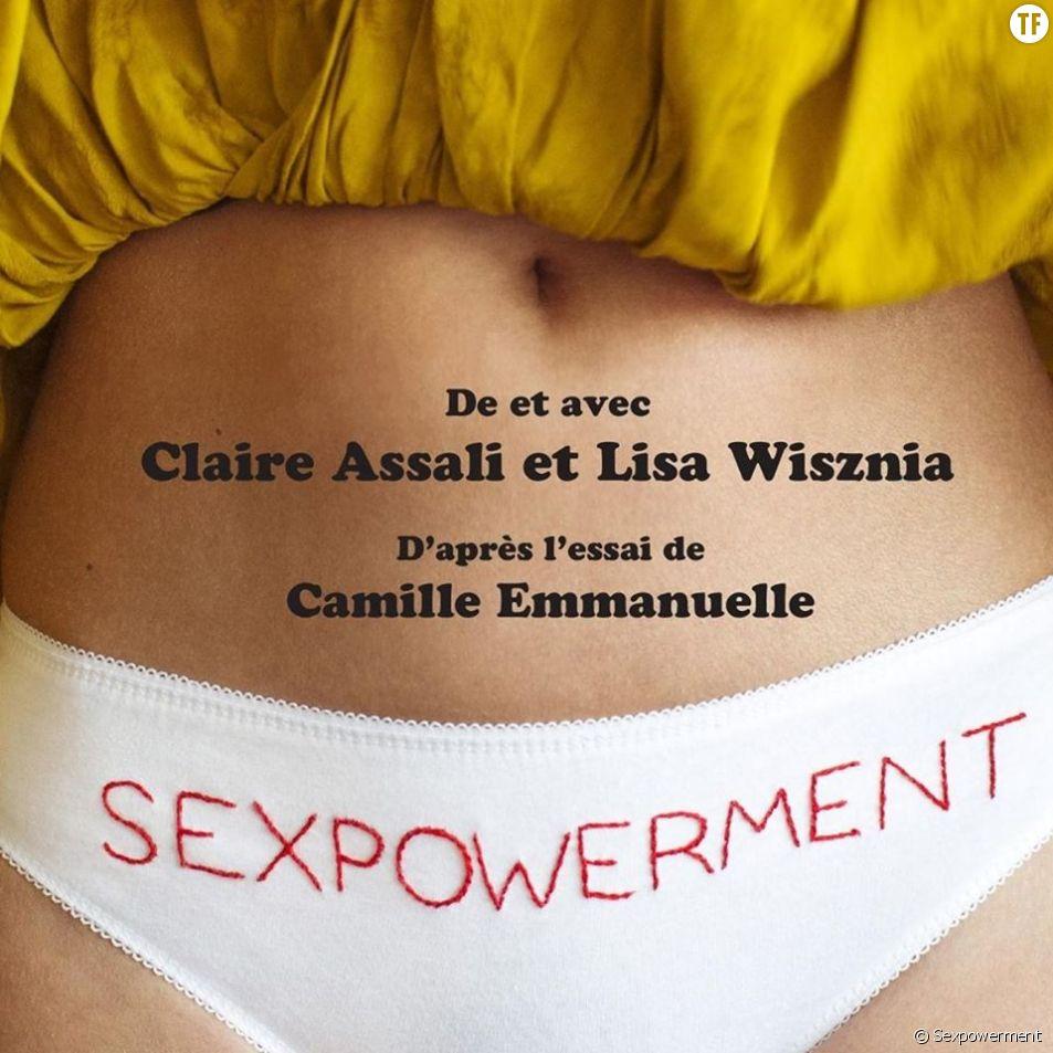 On a rencontré Claire Assali et Lisa Wisznia, de Sexpowerment le spectacle.