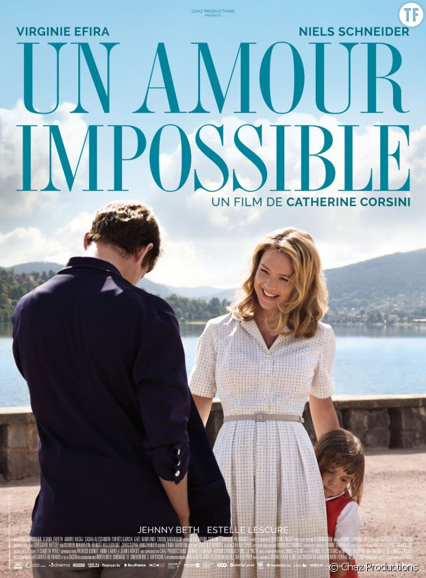 "Affiche du film ""Un amour impossible"" de Catherine Corsini"
