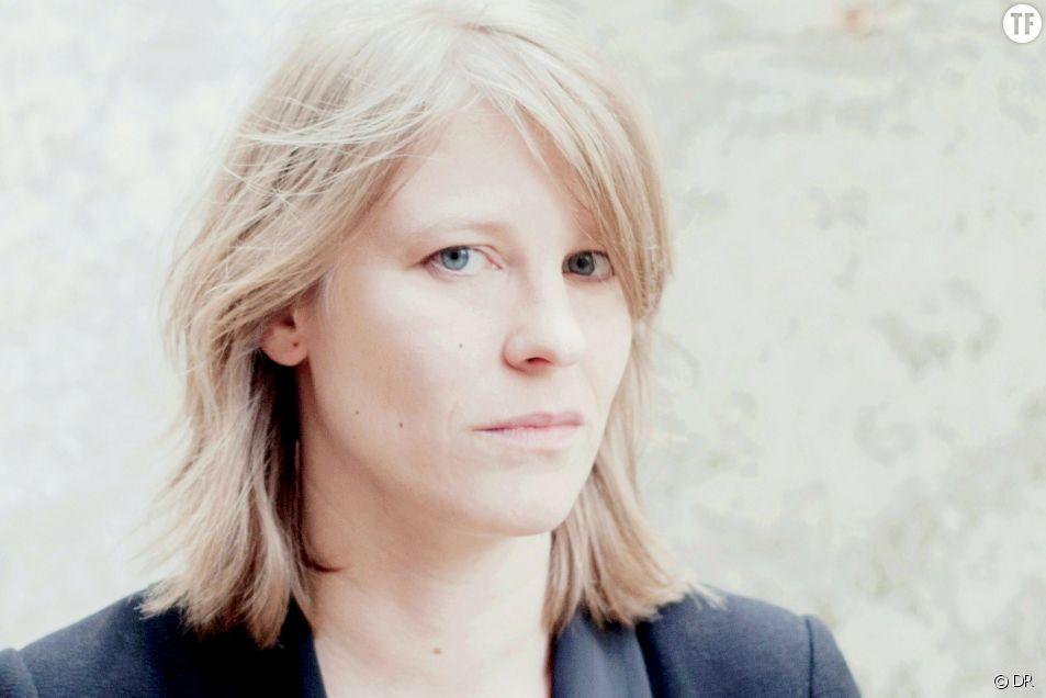 La réalisatrice Claire Burger
