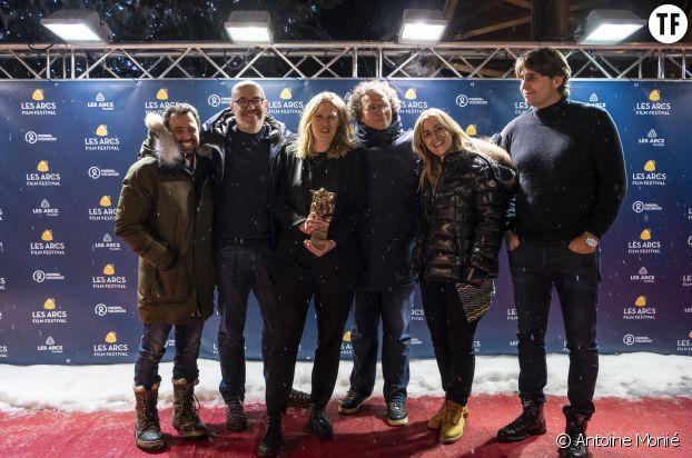 Claire Burger reçoit le prix Femme de cinéma au Festival des Arcs