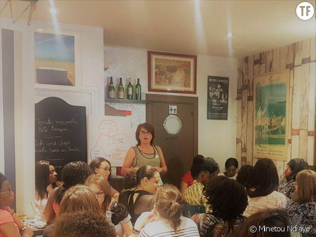 Une des soirées du réseau professionnel Energie Femmes
